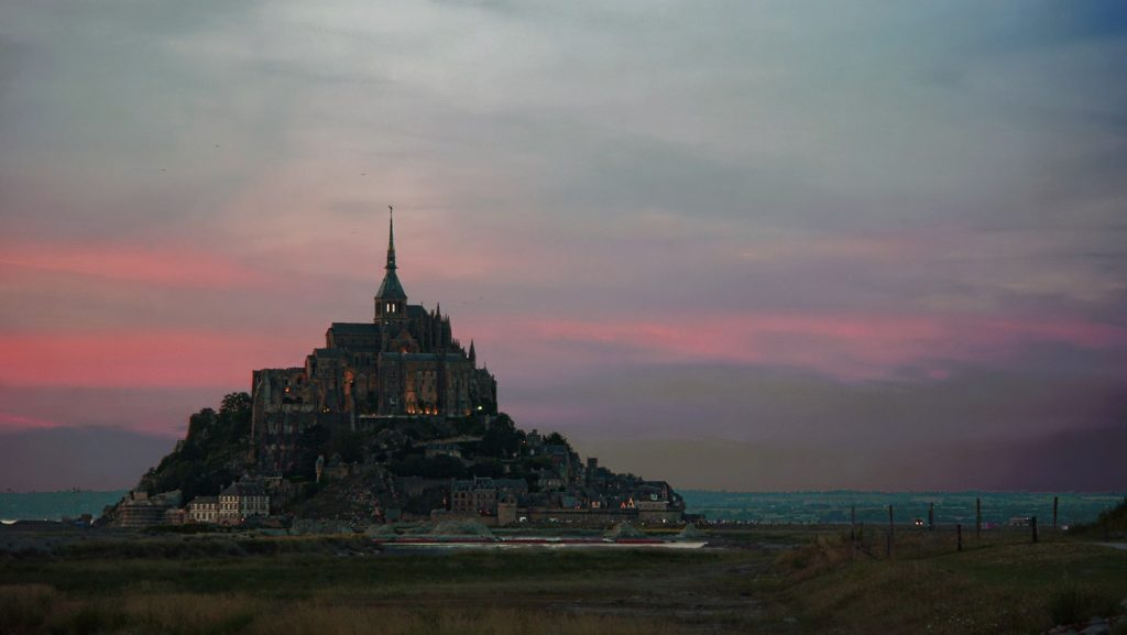 Isolement du Mont Saint Michel